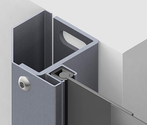 D311 Cleanroom geleidingsysteem